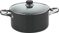 Vinod 24 cm Sauce Pot with Lid Pot 5 L(Aluminium)