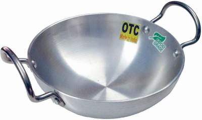 OTC Kadhai 33 CM (Aluminium) Kadhai 6.3 L