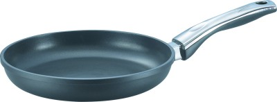 Prestige Omega Die - Cast Plus Pan 28 cm diameter(Iron, Non-stick)