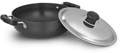 Sowbaghya Kadhai 2.5 L(Aluminium, Stainless Steel, Non-stick)