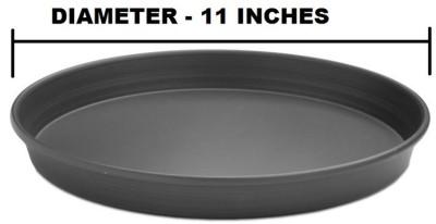 Tirupati Teflon Coated Dish Pizza Pan 27.94 cm diameter