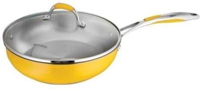 Arttdinox 24 cm Frypan (Yellow) Pan 24 cm diameter
