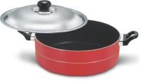 Picasso BIRYANI POT(PBR)3MM Pot 6.5 Ltr L(Stainless Steel, Non-stick)