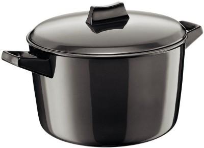 Hawkins Futura Hard Anodized Cook-n-Serve Bowl Pot 5 L(Aluminium)