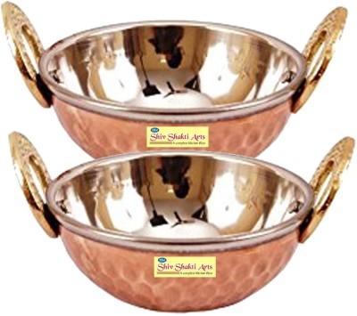 Ssa 2 piece serving set Kadhai 0.35 L