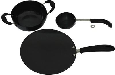 Tarrington House Hard Anodised Gift Set Pan