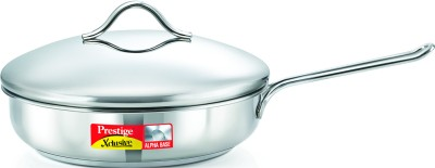 Prestige Xclusive Alpha Pan 26 cm diameter(Stainless Steel)