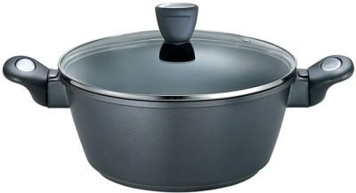 Prestige Omega Diecast Plus - with Heat Indicator and Lid Pot 1.4 L(Iron, Non-stick)