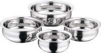Kitchen Essentials Handi set of 4 Handi 1.2 L, 1.57 L, 0.825 L, 2 L(Stainless Steel)