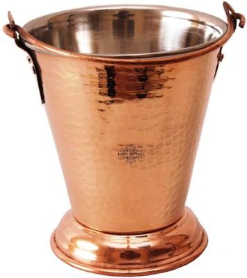 Indian art villa Serving Bucket Pot 0.35 L