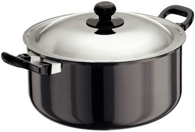 Hawkins Futura Hard Anodized Cook-n-Serve Handi 5 L(Aluminium)
