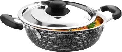 CookAid-KD22-Stainless-Steel-with-Lid-Kadhai-(1.2-L)