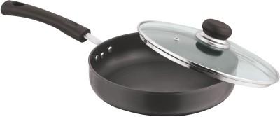 Vinod 22 cm Deep Fry Pan with Lid Pan