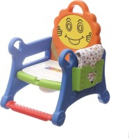 NHR Baby Smiley Folding Potty Chair(Multicolor)