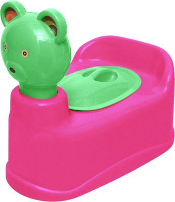 Gold Dust Baby Traning Potty Seat(Pink)