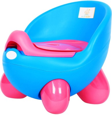Ole Baby Adaptable Portable Chair Durable Wester Styl WC For Baby/Kids Anti Skid Material with Removable box Potty Box