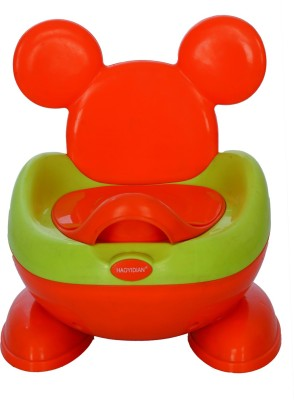 TOYHUT Mickey Mouse Shape Potty Seat Potty Seat