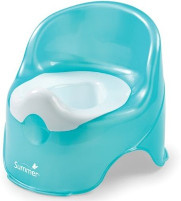 Summer Infant Lil Loo Potty - Teal Potty Seat