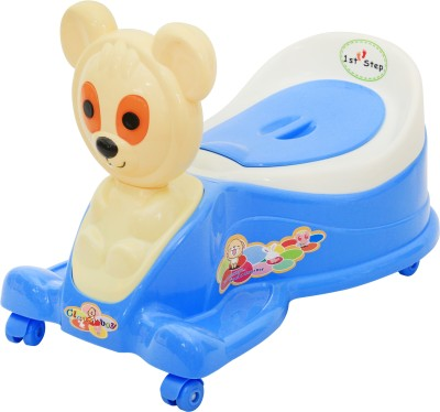 1st Step Teddy Shape Potty Seat