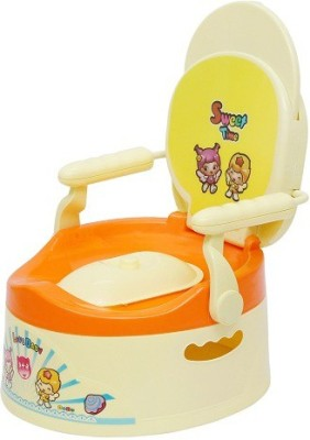HARRY & HONEY HH1803 Potty Box(Orange)