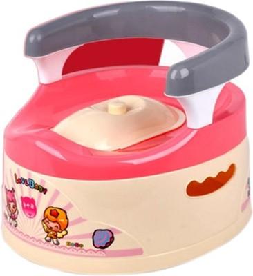 Delia Baby Closestool Potty Box(Multicolor)