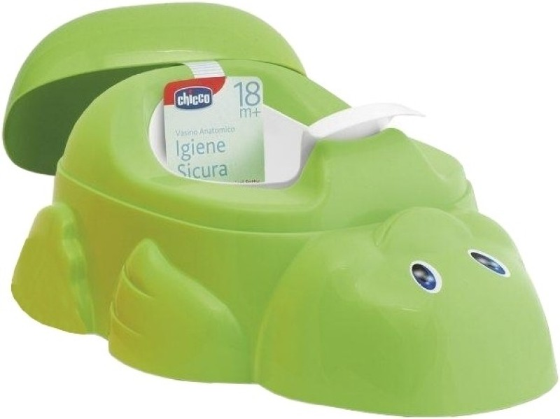 Chicco Anatomical Potty Box(Green)