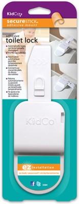 KidCo Adhesive Toilet Lock Potty Seat