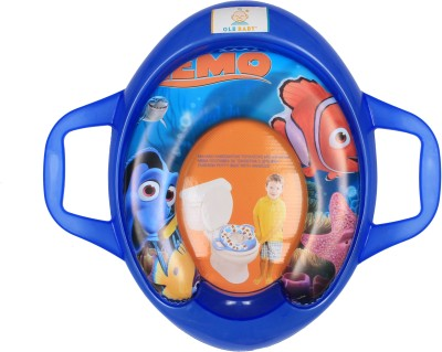 Ole Baby Nemo the Fish of the Movie Nemo With His Friends ,Padded, Soft, and Durable, Cushion Jumbo Trainer With Handle Potty Seat