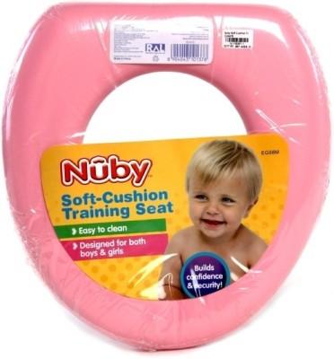Nuby Soft Training Cushion Seat Potty Seat