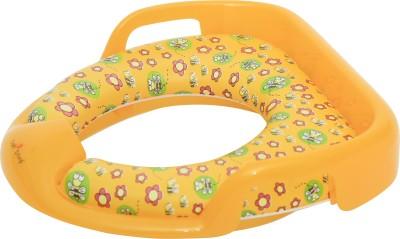 1st Step Cushion with Backing Potty Seat(Orange)