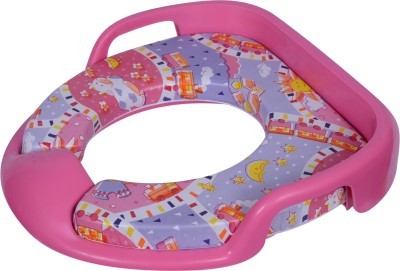 Mum Mee Cushioned with Handle Potty Seat