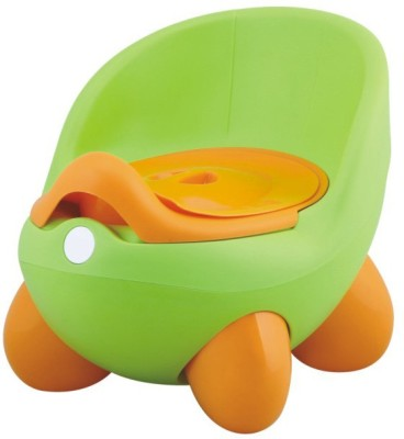 Magic Pitara New Baby (Green) Potty Box(Green)