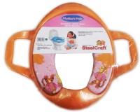 SteelCraft Cushion Baby Potty Seat(Orange)