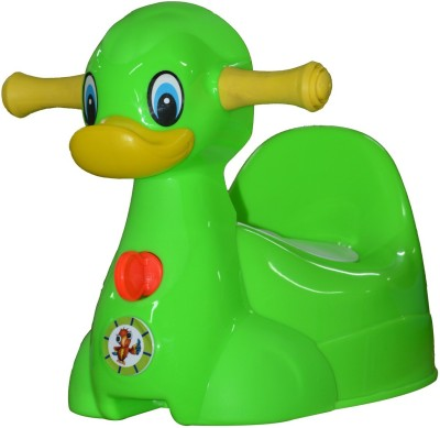 Sunbaby Squeaky Duck Trainer Potty Seat