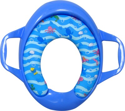 Sunbaby Ultra Soft Cushion Potty Seat with Handle
