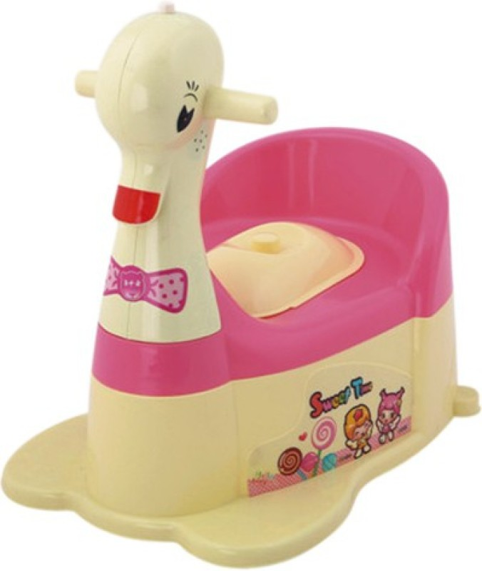 Delia Duck-Shaped Closestool Potty Box(Multicolor)