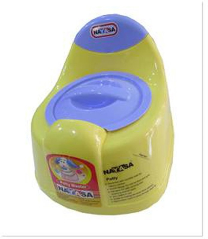Nayasa Master Potty Box(Yellow)