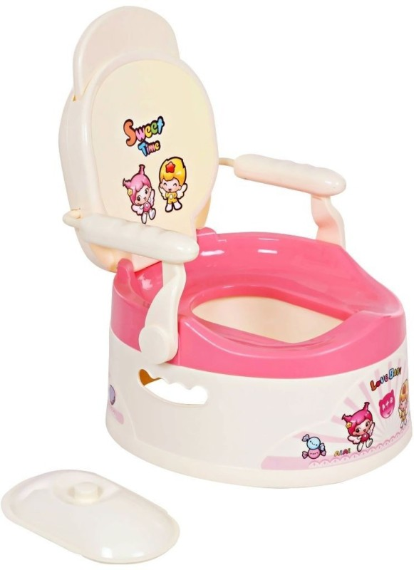 A + B Baby Closestool Potty Box(Multicolor)