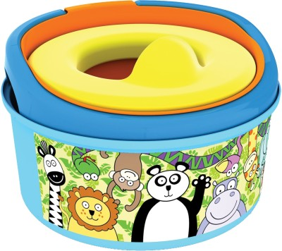 FIRST YEARS ZOO 3 STAGE SYSTEM Potty Box(Multicolor)