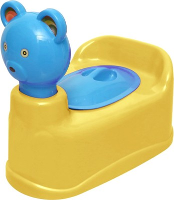 Gold Dust Baby Traning Potty Seat(Yellow)