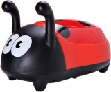 Delia Insect Shaped Potty Trainer~Red Po...