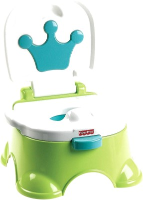 Fisher-Price Royal Stepstool Potty Potty Seat