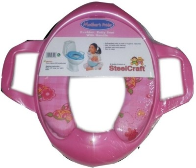 SteelCraft Baby Toilet Seat Cushioned Potty Seat