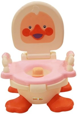 UAE 360 Panda Duck Pink Potty Seat