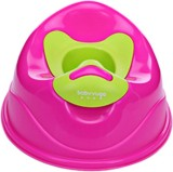 Delia Potty Trainer~Pink Potty Box (Pink...