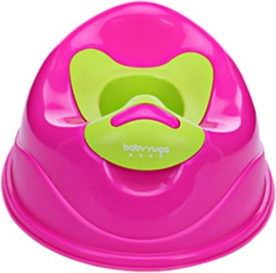 Delia Potty Trainer~Pink Potty Box