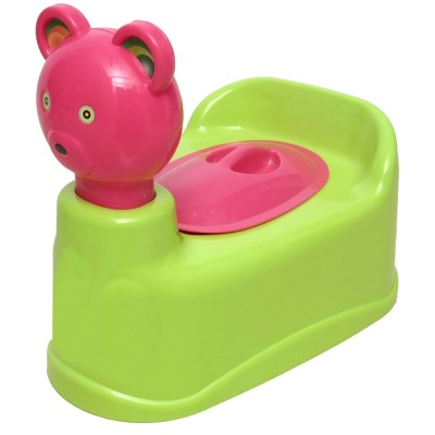 Gold Dust Baby Traning Potty Seat(Green)