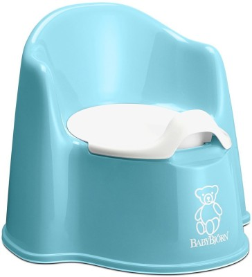 BABYBJORN Potty Chair - Turquoise Potty Seat