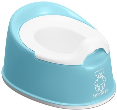 BABYBJORN Smart Potty - Turquoise Potty Seat