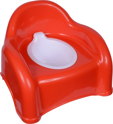 Ehomekart Potty Training Seat Red Potty Box